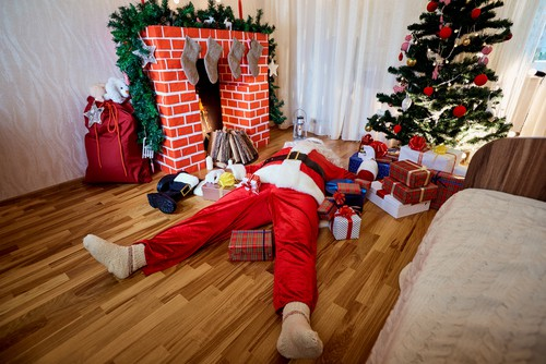 Can All This Holiday Stress Affect Your Oral Health?