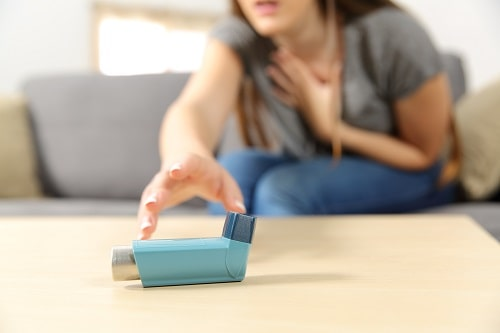 Is Asthma to Blame for Cavities?